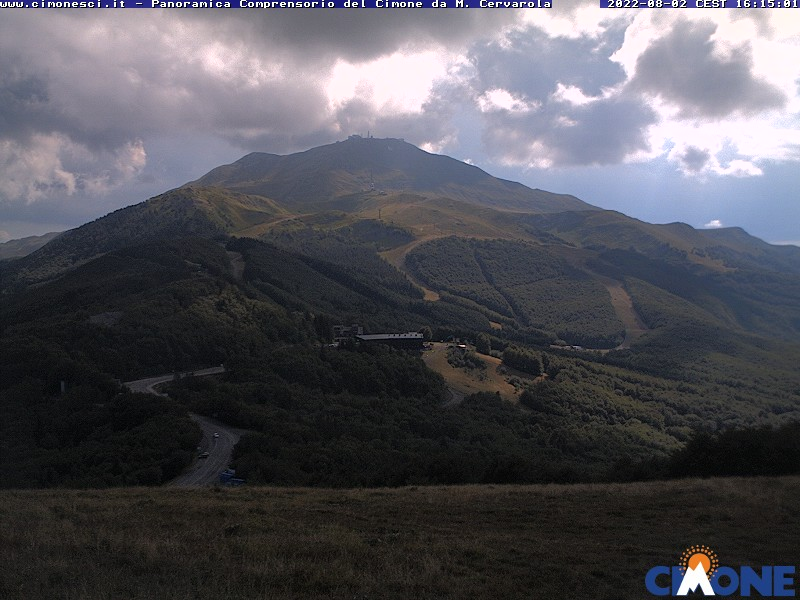 Webcam Comprensorio Piste - Cimone